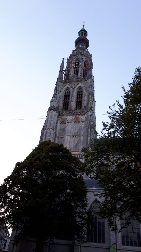 The Great Church of Breda.