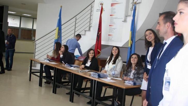 Pristinan yliopistolla