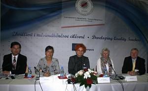 Med@UP-konferenssi Pristinassa
