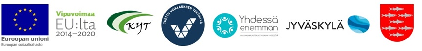 Yhdessä enemmän -hankkeen logot