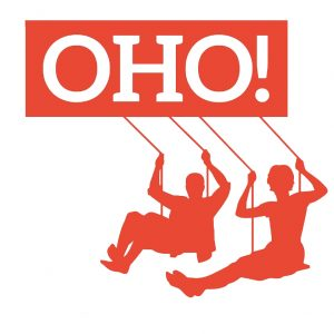 OHO!-hankkeen logo
