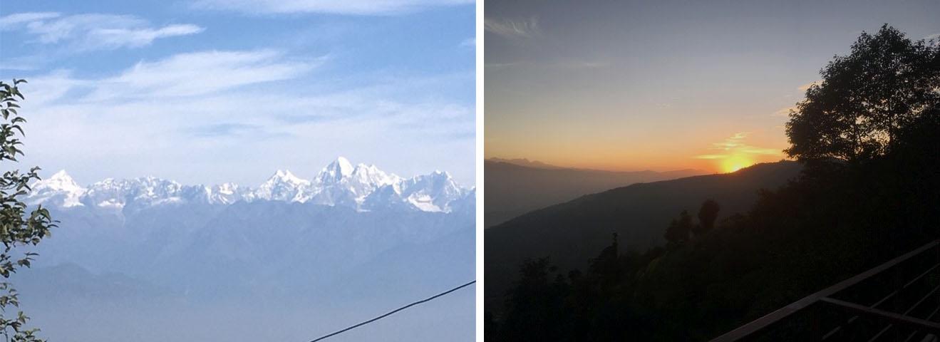 maisemakuvia Nepalista