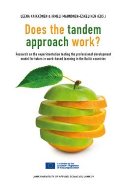 tutkimusraportin kansikuva, teksti Does the tandem approach work?