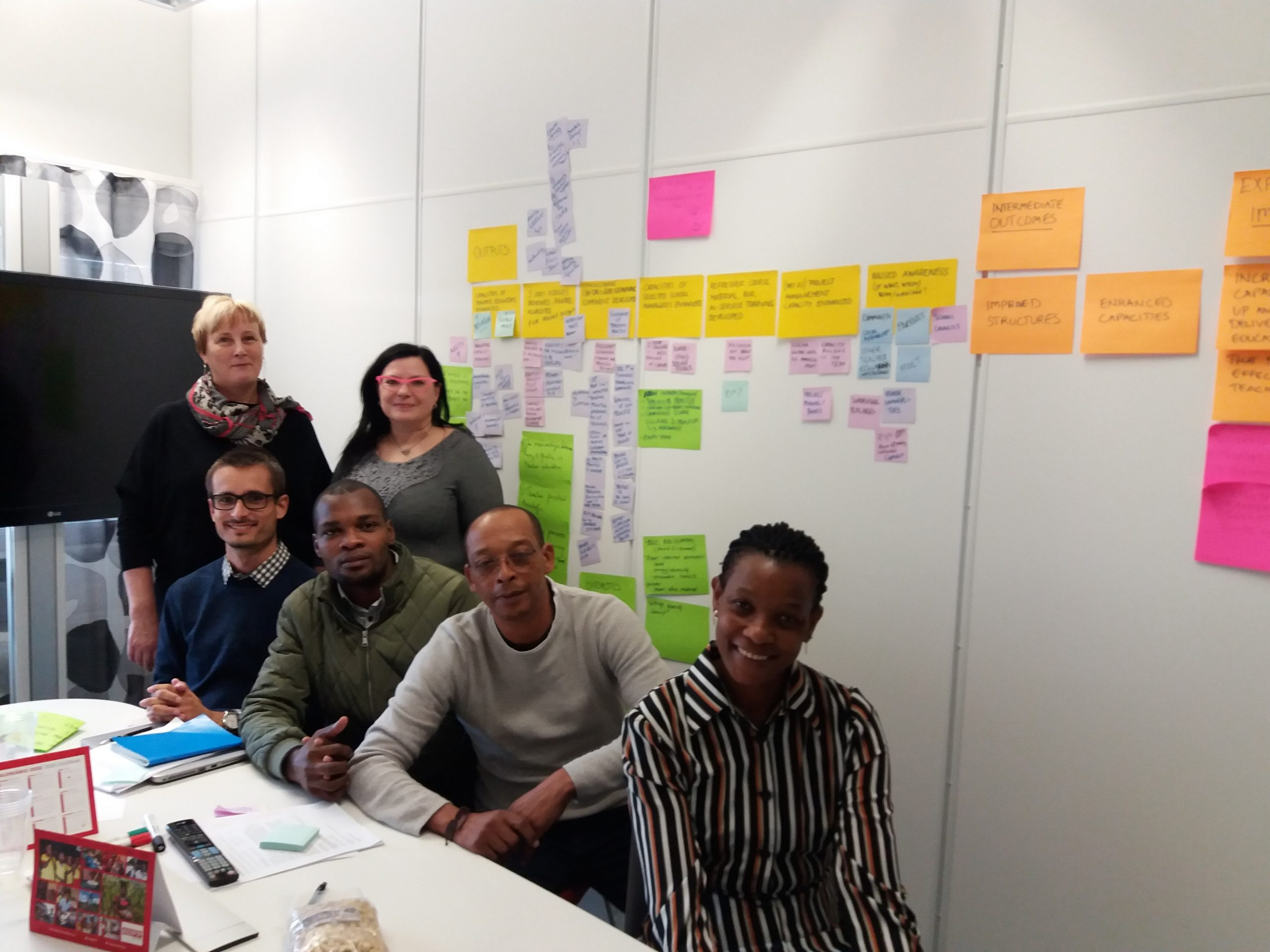 TEPATE Project Partners in the planning workshop in Jyväskylä, Finland