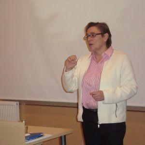 Leena Jokinen.