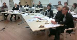 Nuorten työllistäminen puhutti LAITURI-projektin ja Pohjois-Savon ELY-keskuksen vertaisfoorumissa.