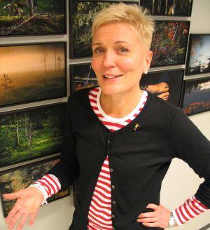KOHTAAMOs projektchef Kati Soanjärvi.