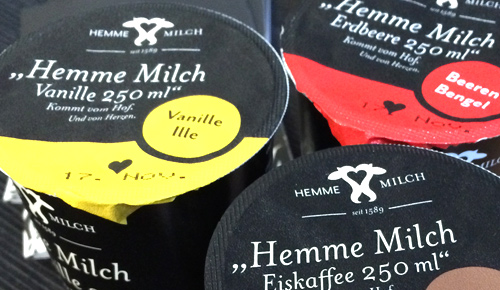 Hemme Milch