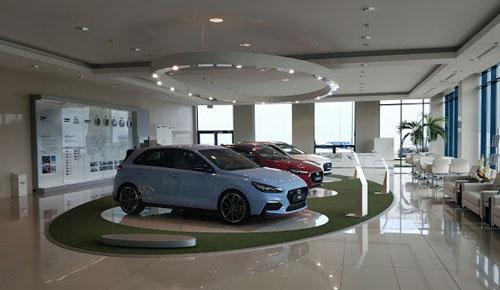 Hyundailla