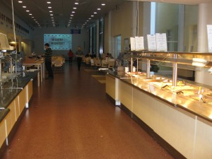 JAMK Cantine for students and teachers