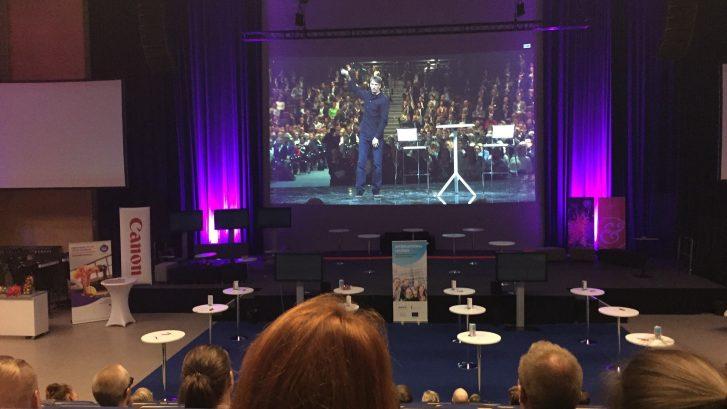 Finnish Business Forum in Paviljonki