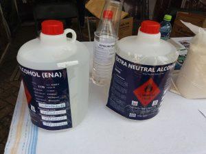 Kassavasta valmistetaan myös etanolia teollisuuskäyttöön.