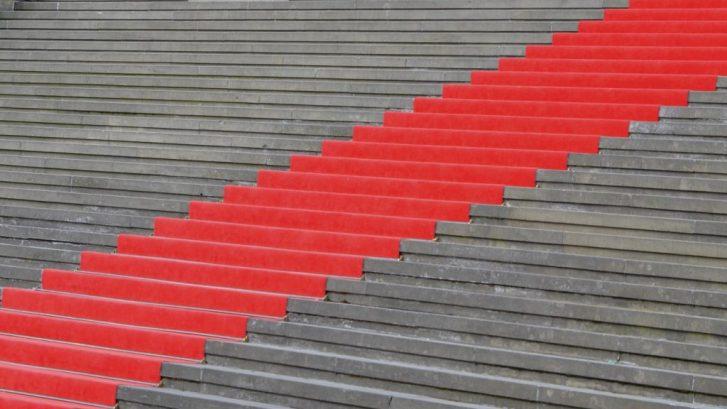 Punaiset portaat