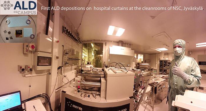 Sairaalaympäristö
